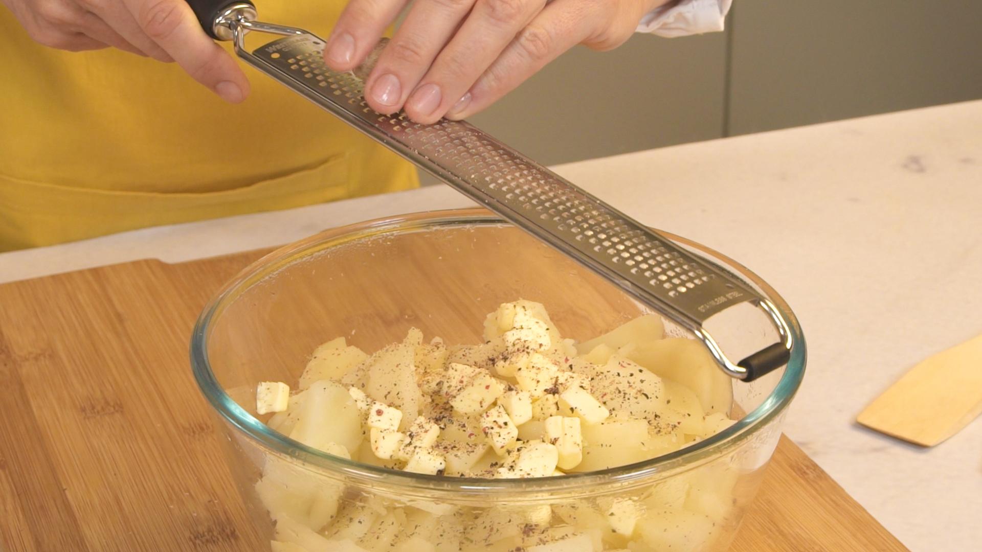 Truco cómo lograr patatas mas jugosas