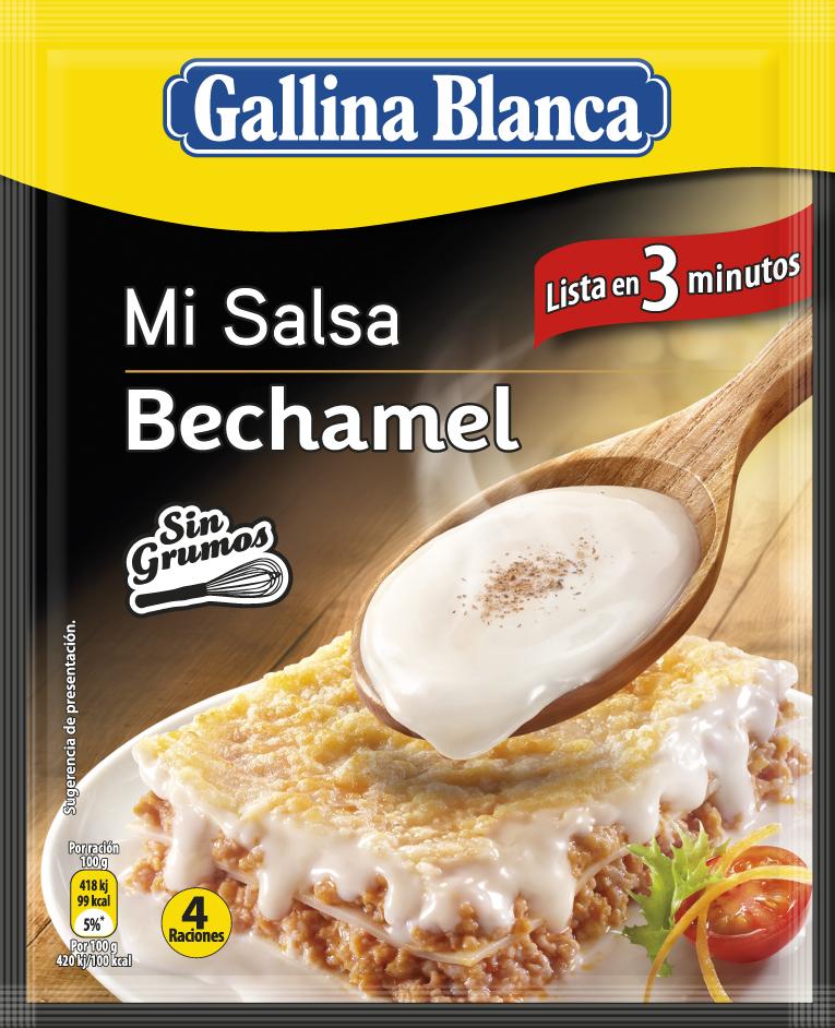 Mi Salsa Bechamel