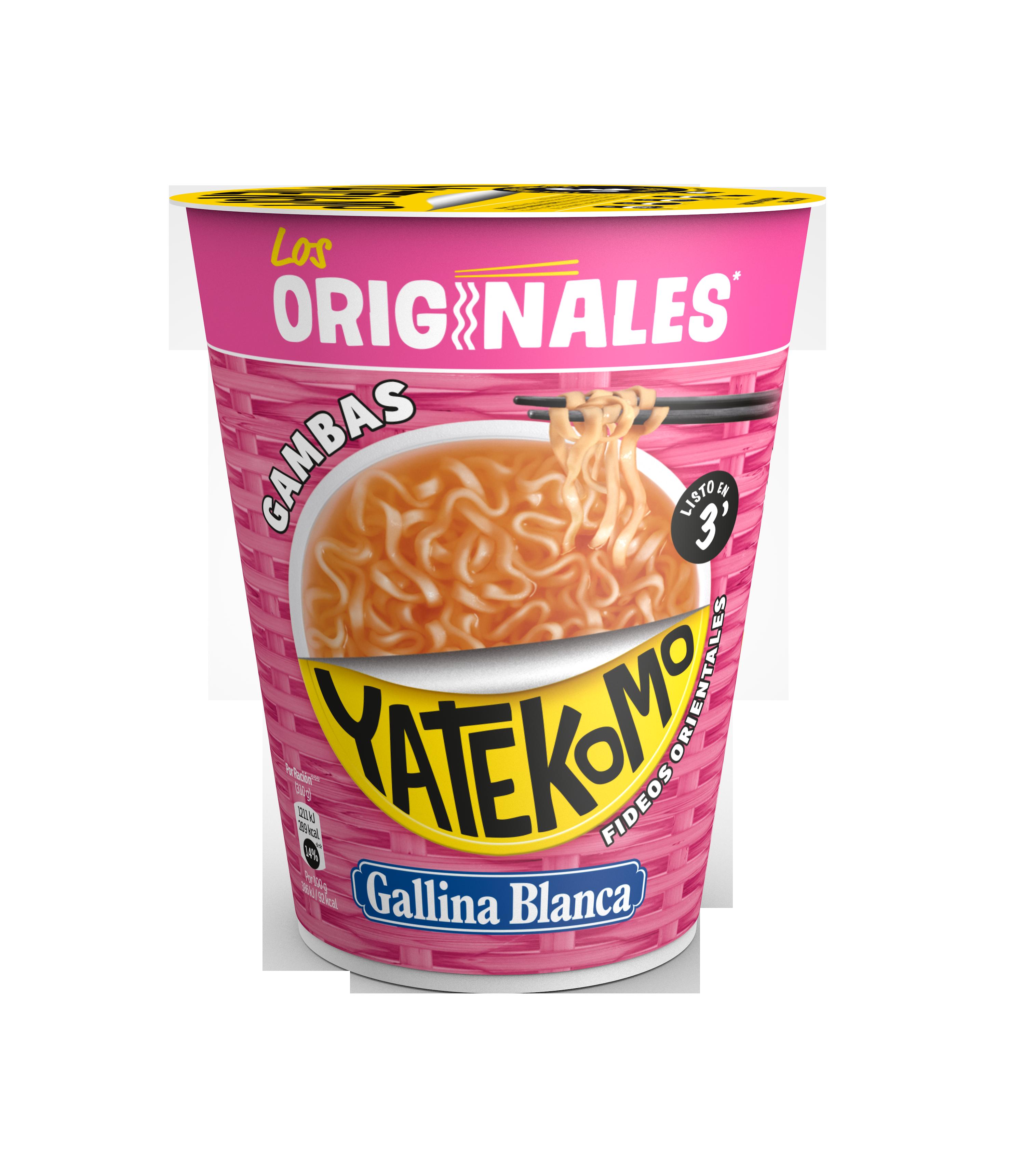 Yatekomo Gambas