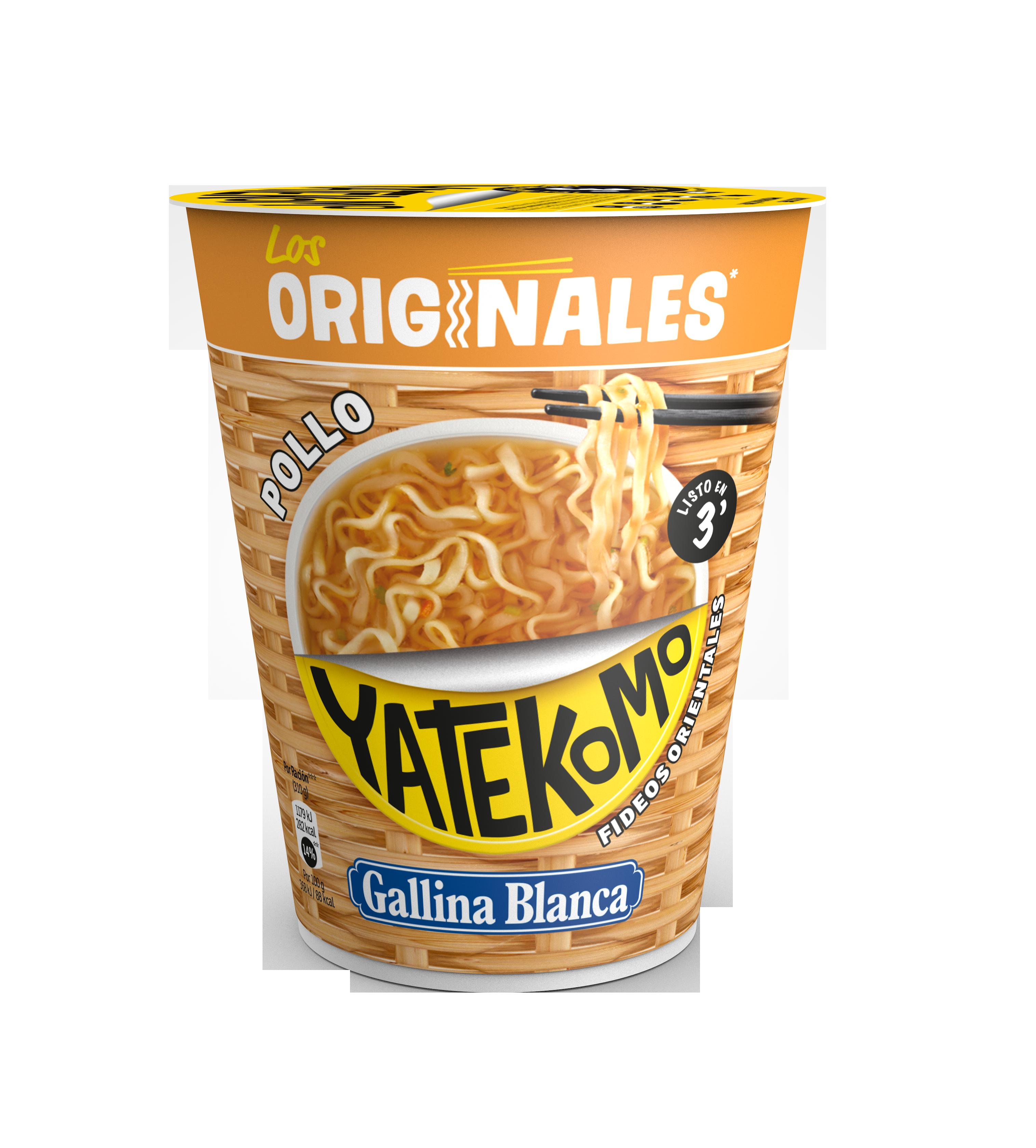 Yatekomo Pollo