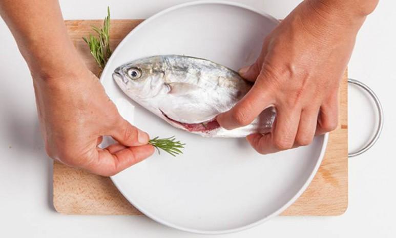 Aromatiza el pescado