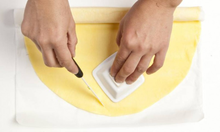 Utiliza la cantidad justa de pasta brisa