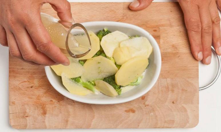Verduras más suaves