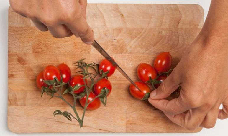 Tomates al horno perfectos