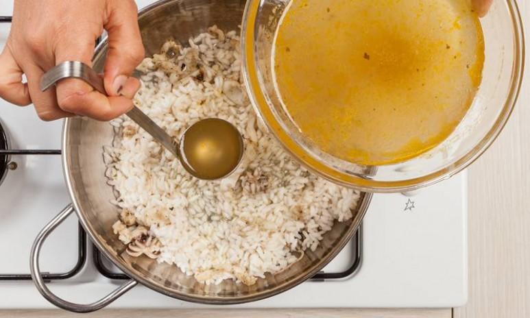 Un risotto perfecto