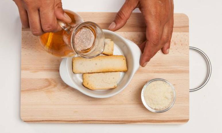 Reblandece el pan duro