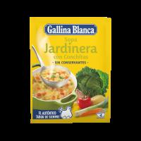 Sopa Jardinera