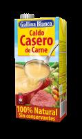 Caldo Casero de Carne 100% Natural