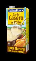 Caldo Casero de Pollo 100% Natural