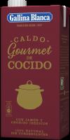 Caldo Gourmet de Cocido