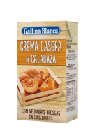 Crema Casera de Calabaza