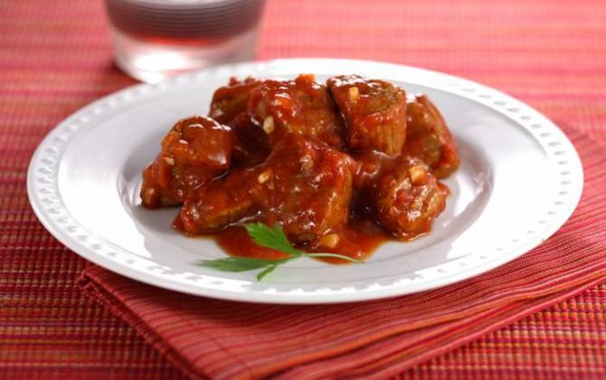 Receta de Carne a la Andaluza
