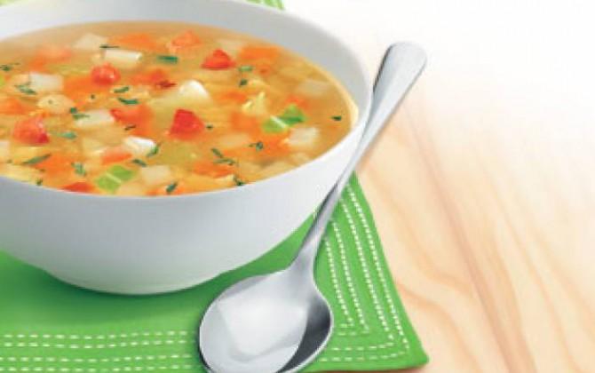 Sopa de verduras GB
