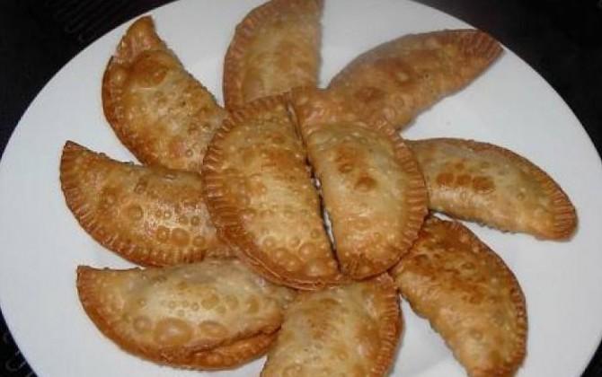receta de empanadillas con gambas