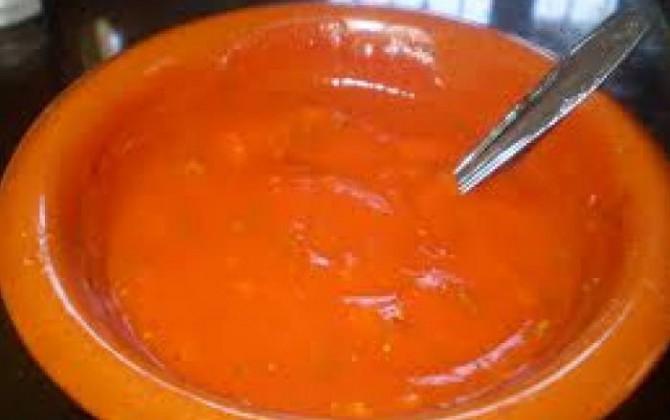 salsa de churrasco