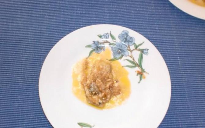 ventresca de merluza