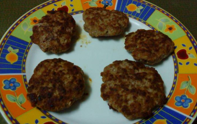 filetes rusos de dieta