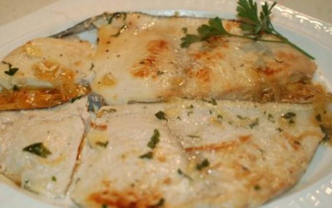 sabroso pez espada a la plancha para margariav