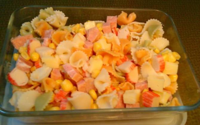 ensalada margarita para tupper