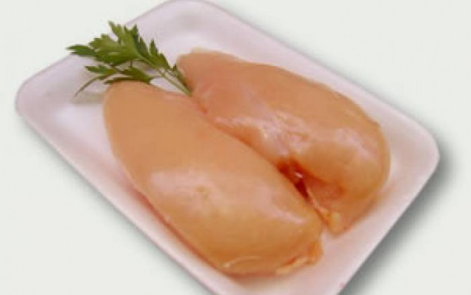 pechugas de pollo con yogur