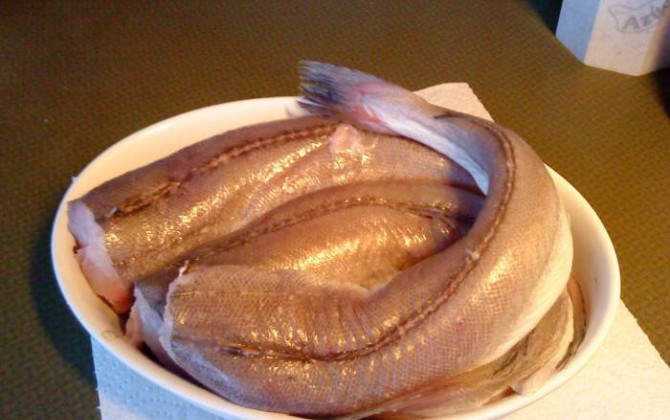 pescadilla al vapor de dieta