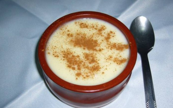 arroz con leche para semana santa