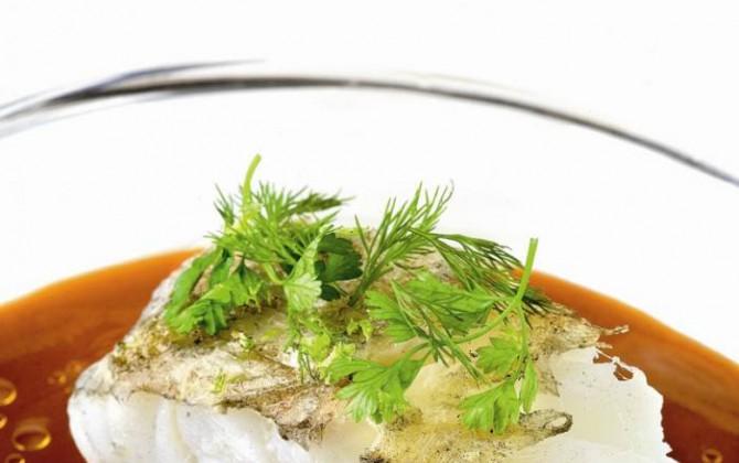bacalao fresco con arroz
