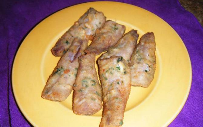 sardinas empanadas