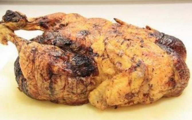 pollo relleno deshuesado