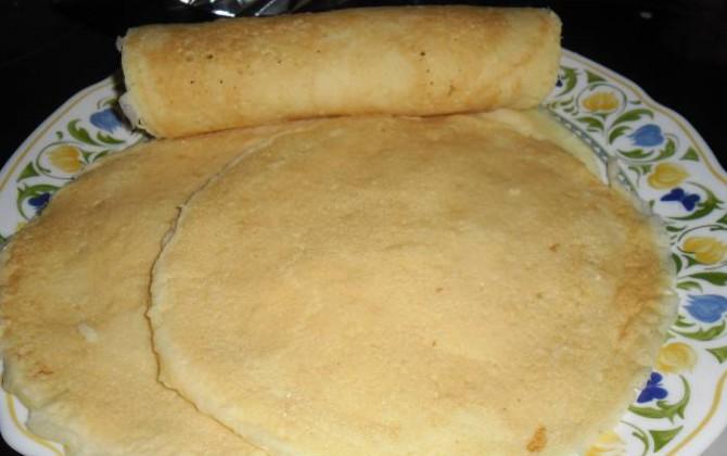 Tortitas sin gluten