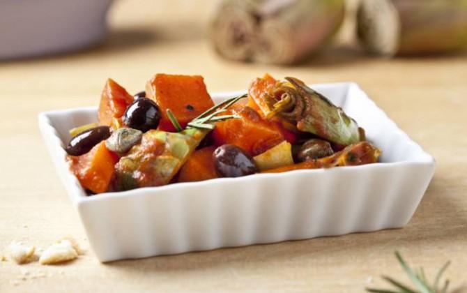 Recetas de menestra de verduras con tomate