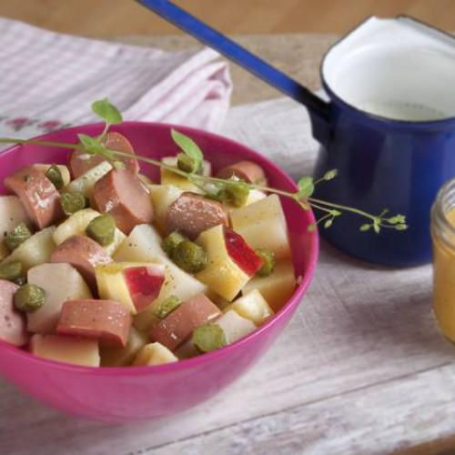 Receta de ensalada alsaciana