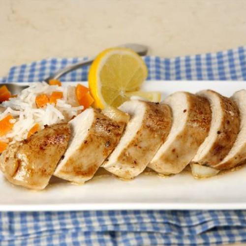 Receta de pechugas de pollo al limón