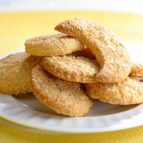 Receta de galletas de vainilla