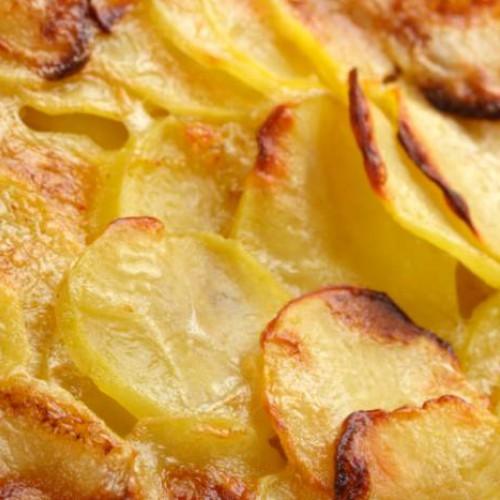 patatas panaderas al microondas
