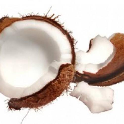 crema de coco casera