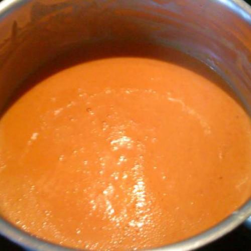 salsa de pimientos del piquillo