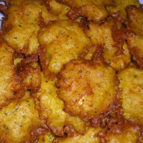 tortillitas de bacalao de lunes santo