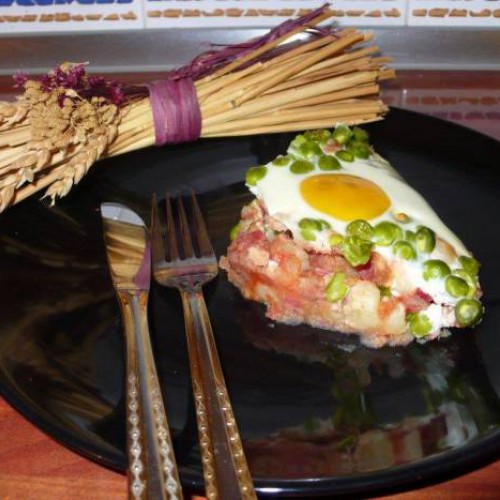 huevos a la portuguesa