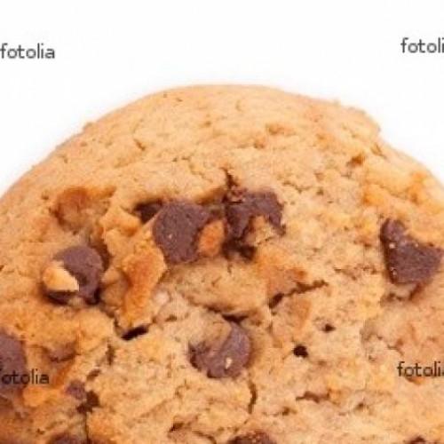 galletas con virutas de chocolate
