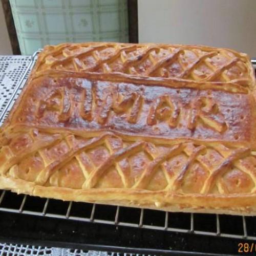 Empanada de pan