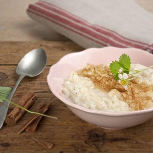 Receta de arroz con leche condensada