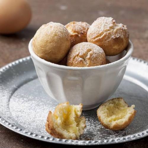 Buñuelos de limón