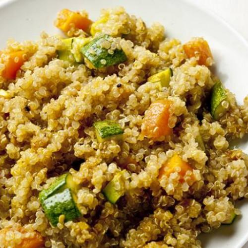 Quinoa Con Verduras Recetas Gallina Blanca
