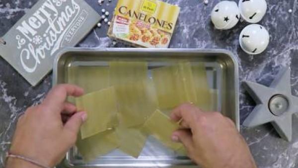 Cómo preparar Canelones de atún - Paso 1