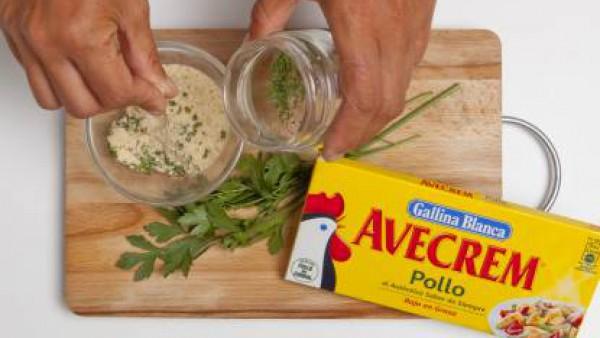 Cómo preparar Merluza al horno- Paso 2