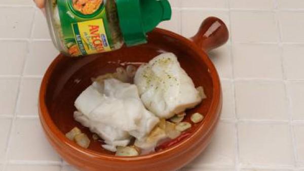 Cómo preparar bacalao al Pil-pil - paso 3