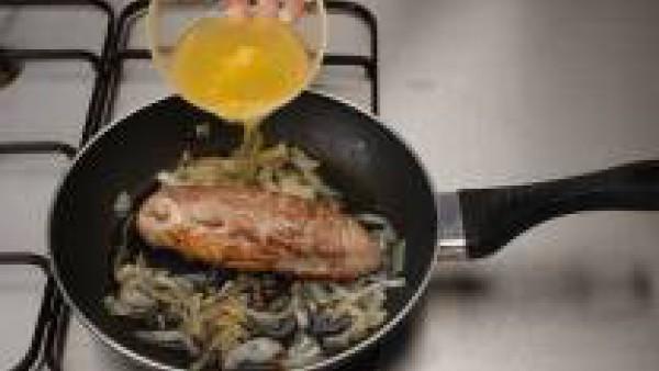 Como preparar Solomillo con salsa de frutas rojas - paso 2