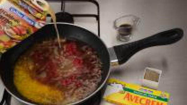 Como preparar Solomillo con salsa de frutas rojas - paso 3