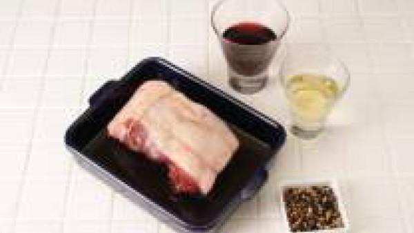 Cómo preparar Lomo de ternera asado (rosbif) - paso 1